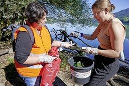 Ensemble, lutter contre les déchets