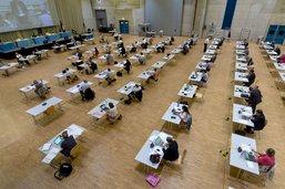 Elections cantonales du 7 novembre 2021