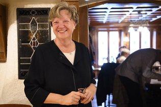 Isabelle Chassot (Centre) succédera à Christian Levrat aux Etats